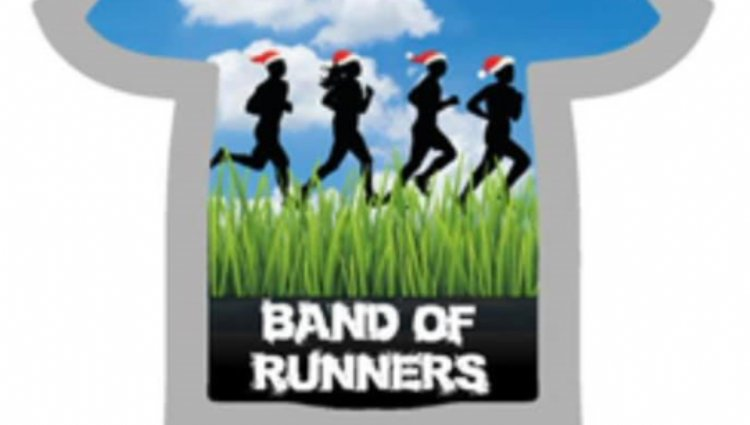Zig Zag Running, ZigZag - Band of Runners (Rocking around the Christmas Track) - online entry by EventEntry
