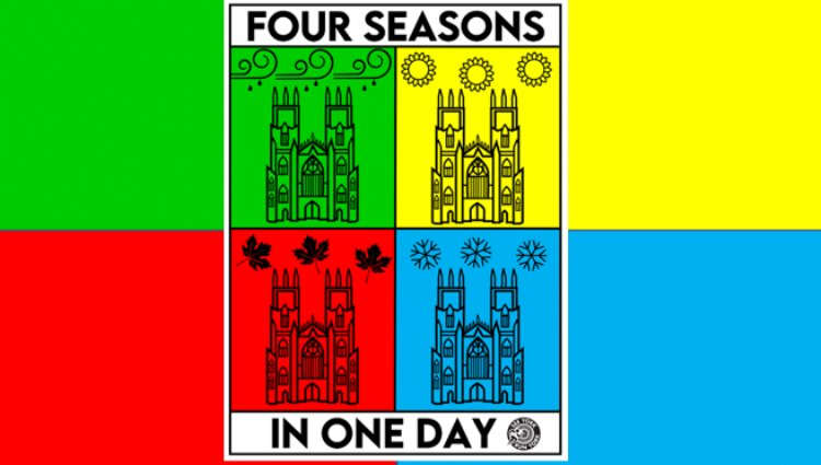 See York Run York, Four Seasons in One Day 10k - online entry by EventEntry
