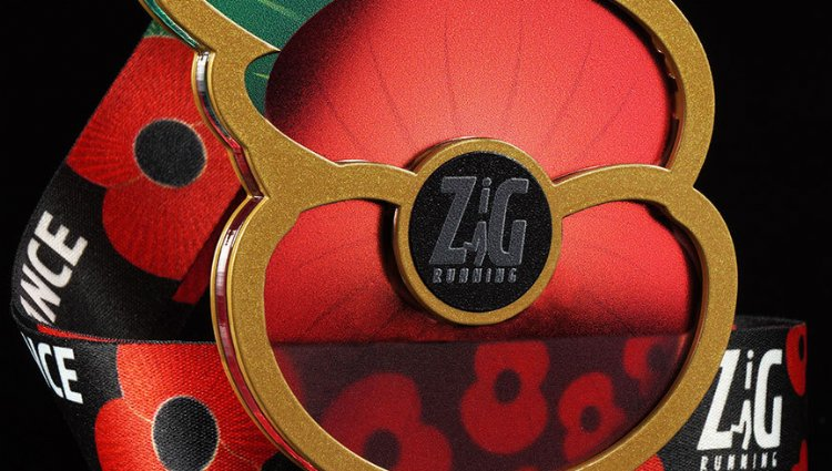 Zig Zag Running, ZigZag - Remembrance Run - online entry by EventEntry