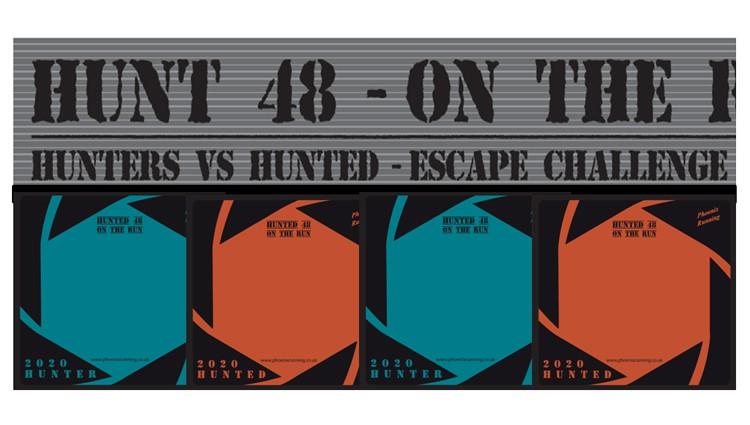 Phoenix Running Ltd, PHOENIX - VIRTUAL - HUNT 48 - Escape Challenge - online entry by EventEntry