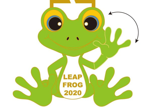 Infinity Running, Leap Frog 2021 - online entry by EventEntry