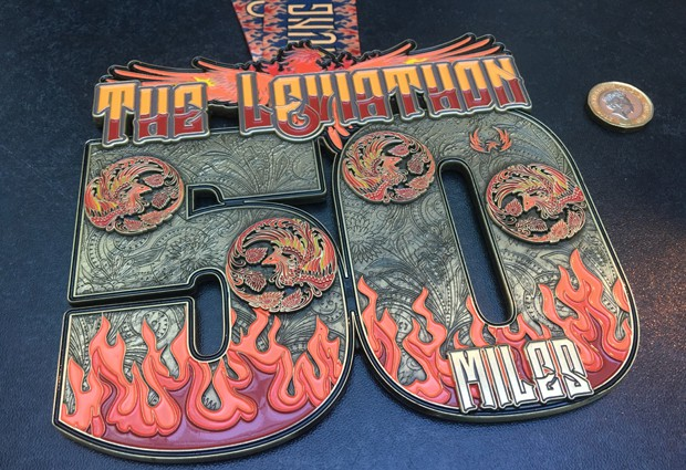 Phoenix Running Ltd, PHOENIX - Leviathon 50 Mile Ultra 2020 - online entry by EventEntry
