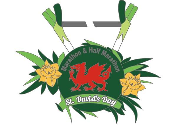 Infinity Running, St David's Day Marathon & Half Marathon 2021 - online entry by EventEntry