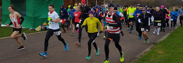 Running Miles Ltd, New Year Revolutions - online entry by EventEntry