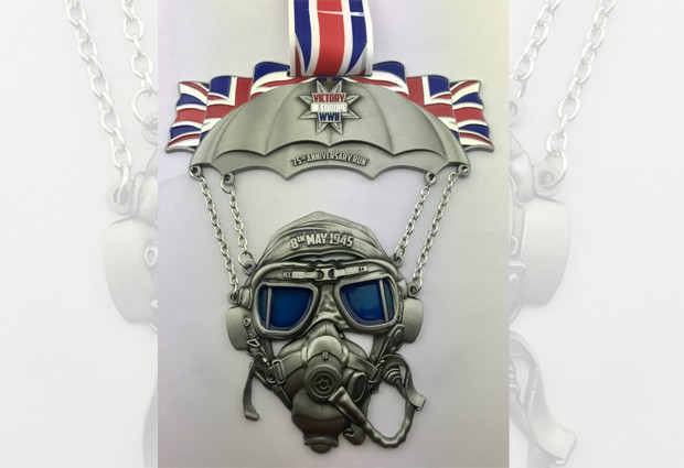 Phoenix Running Ltd, PHOENIX - VIRTUAL - VE Day Run - we will not go quietly into the night - online entry by EventEntry