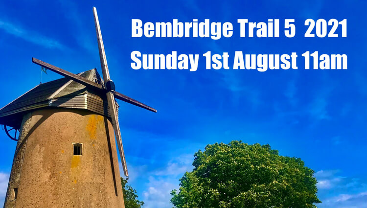 Bembridge Youth & Community Centre, Bembridge Trail 5 2021 - online entry by EventEntry