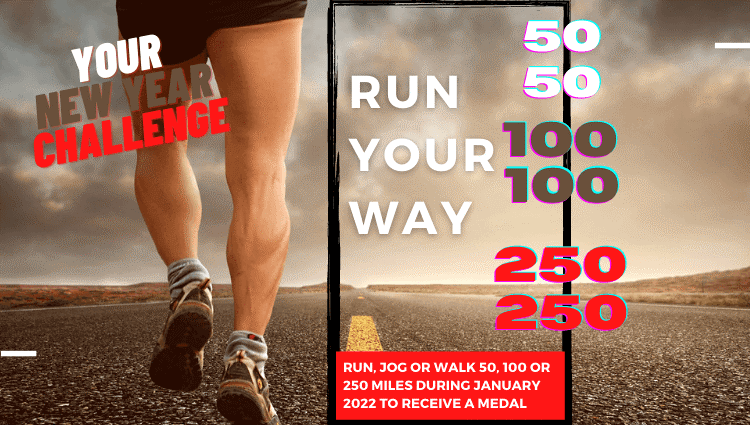 The Running Bug, THE RUNNING BUG - Your New Year Virtual Challenge - online entry by EventEntry