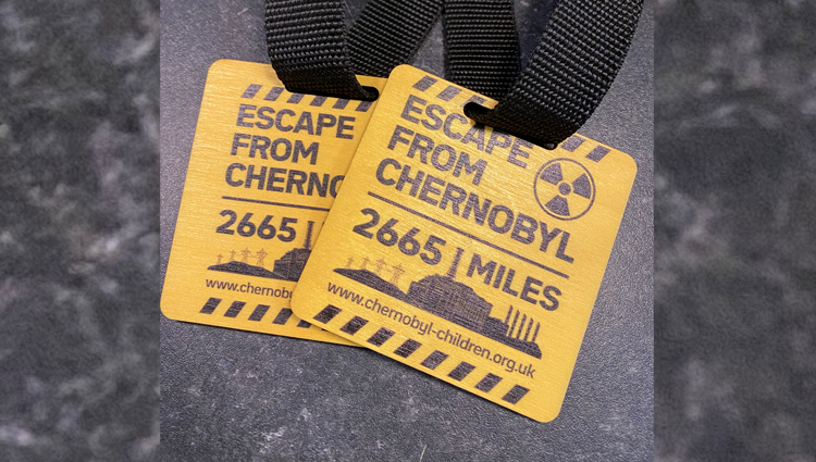 Virtual challenge event. Escape from Chernobyl Virtual from Escape from Chernobyl. Online entry, virtual maps and results service - EventEntry