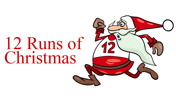 Infinity Running, INFINITY - The 12 Runs of Christmas - online entry by EventEntry