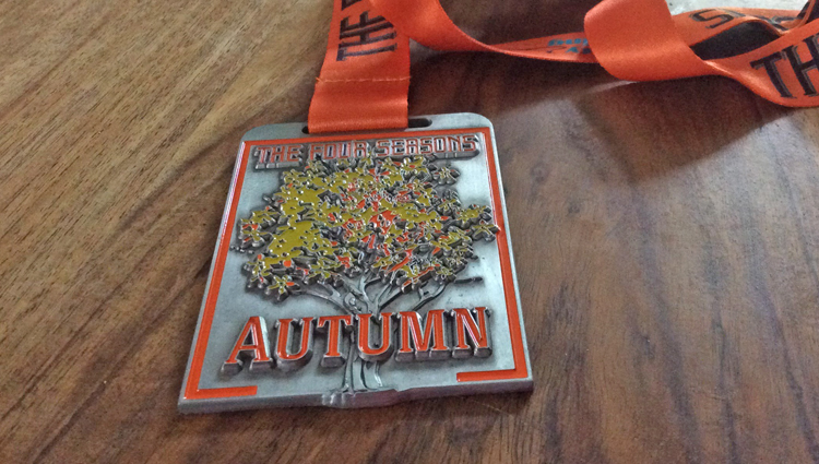 Infinity Running, INFINITY - Autumn - VIRTUAL - online entry by EventEntry