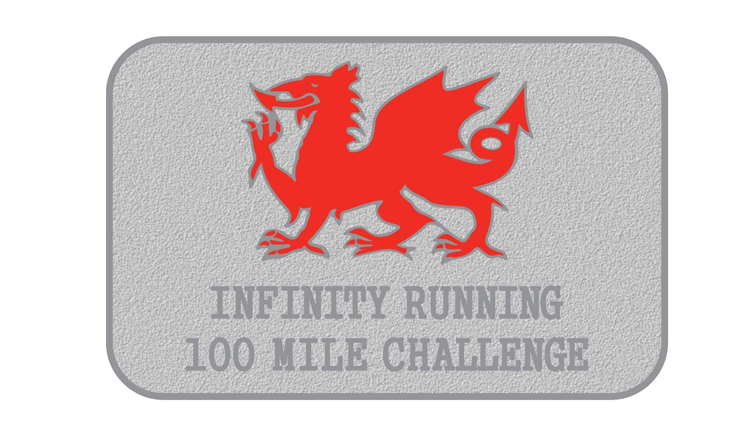 Infinity Running, INFINITY - 100 mile challenge - online entry by EventEntry