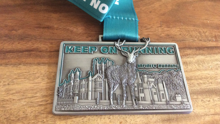 Infinity Running, INFINITY - Keep on Running - VIRTUAL - online entry by EventEntry