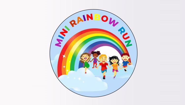 Infinity Running, Mini Rainbow Run - VIRTUAL - online entry by EventEntry