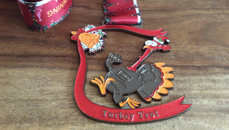 Infinity Running, INFINITY - Turkey Trot - VIRTUAL - online entry by EventEntry