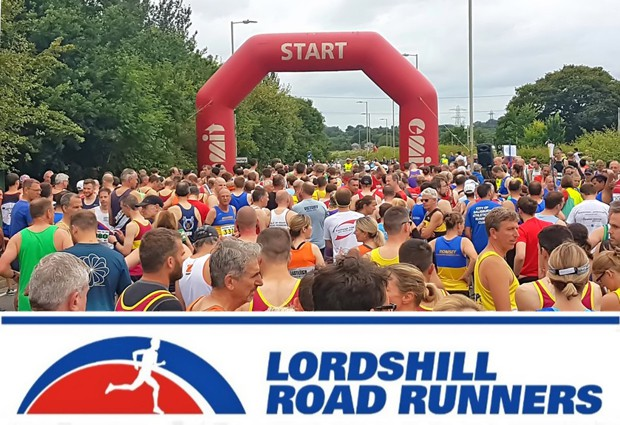 Lordshill Road Runners, Lordshill 10km Road Race - online entry by EventEntry
