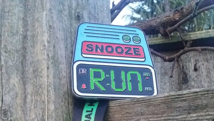 My Virtual Medal, My Virtual Medal - Snooze or Run - online entry by EventEntry
