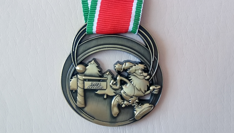 My Virtual Medal, My Virtual Medal - Christmas Special - online entry by EventEntry