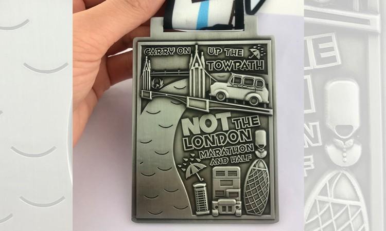 Phoenix Running Ltd, PHOENIX - VIRTUALLY NOT the London Marathon Run - online entry by EventEntry
