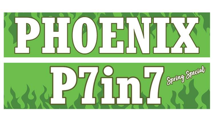 Phoenix Running Ltd, PHOENIX - VIRTUAL - P7in7 - Spring - online entry by EventEntry