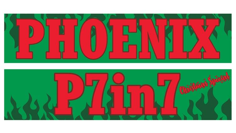Phoenix Running Ltd, PHOENIX - VIRTUAL - P7in7 - It's Christmas Week - online entry by EventEntry