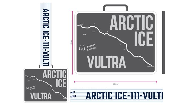 Phoenix Running Ltd, PHOENIX - VIRTUAL - Arctic Ice VULTRA - online entry by EventEntry