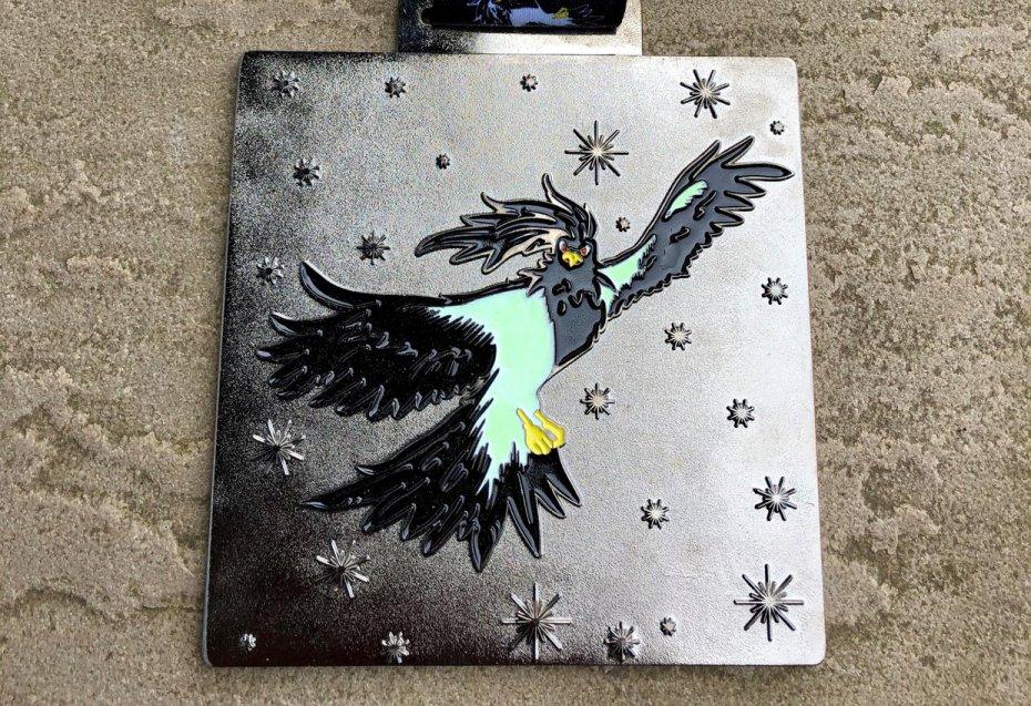 Phoenix Running Ltd, PHOENIX - VIRTUAL - Black Phoenix - online entry by EventEntry