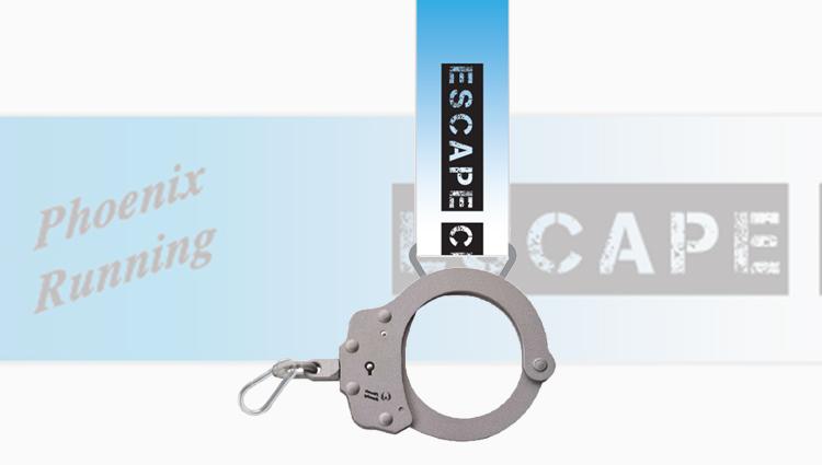 Phoenix Running Ltd, PHOENIX - VIRTUAL - Cops n Robbers Escape Challenge - online entry by EventEntry