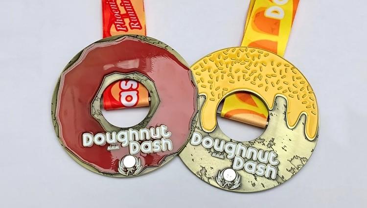 Phoenix Running Ltd, PHOENIX - VIRTUAL - Doughnut Dash - online entry by EventEntry