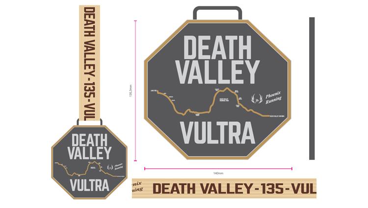 Phoenix Running Ltd, PHOENIX - Death Valley VULTRA - online entry by EventEntry