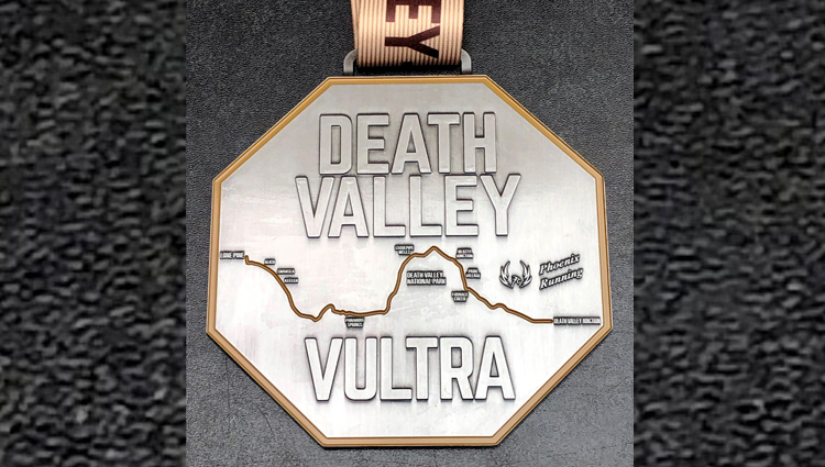 Phoenix Running Ltd, PHOENIX - VIRTUAL - Death Valley VULTRA II - online entry by EventEntry