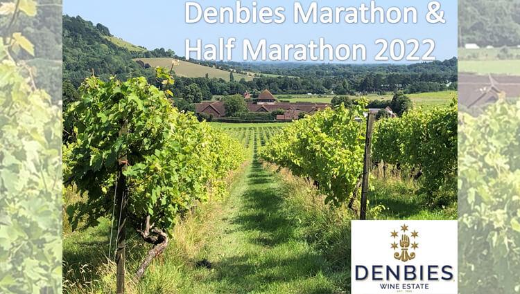 Phoenix Running Ltd, PHOENIX - Denbies Marathon & Half Marathon 2022 - online entry by EventEntry