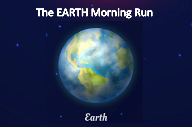 Phoenix Running Ltd, PHOENIX - The EARTH Morning Run - 2021 - online entry by EventEntry
