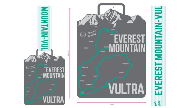 Phoenix Running Ltd, PHOENIX - VIRTUAL - Everest Mountain VULTRA - online entry by EventEntry