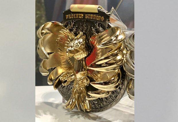 Phoenix Running Ltd, PHOENIX - VIRTUAL - Golden Phoenix - online entry by EventEntry