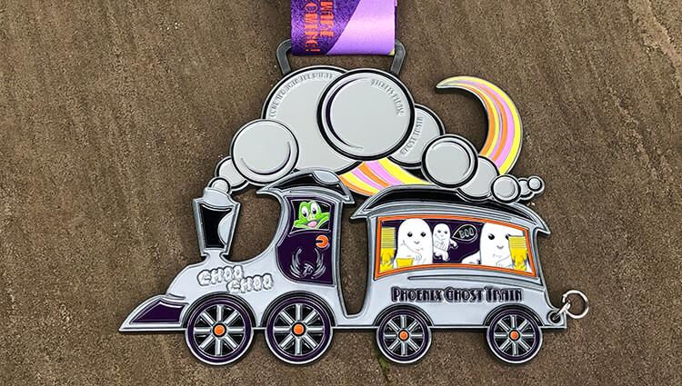 Phoenix Running Ltd, PHOENIX - Ghost Train 2021 - Halloween Special - online entry by EventEntry
