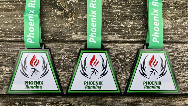Phoenix Running Ltd, PHOENIX - Spring Marathon & Half 2021 - online entry by EventEntry