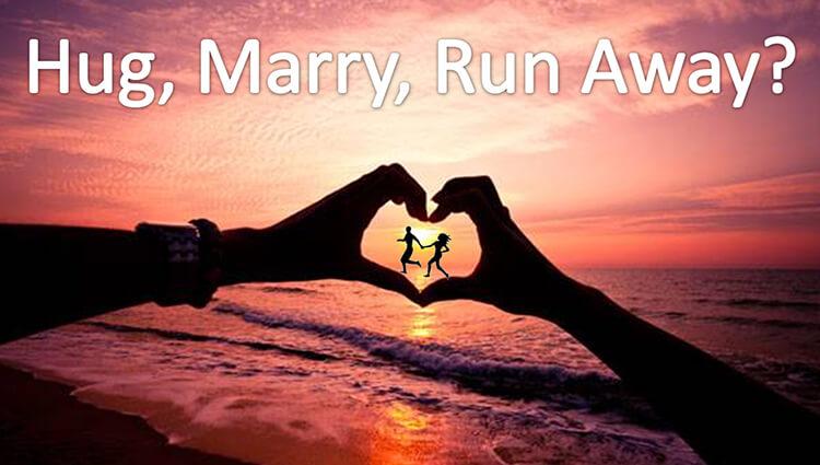 Phoenix Running Ltd, PHOENIX - Hug, Marry, Run Away - Valentines Run - online entry by EventEntry