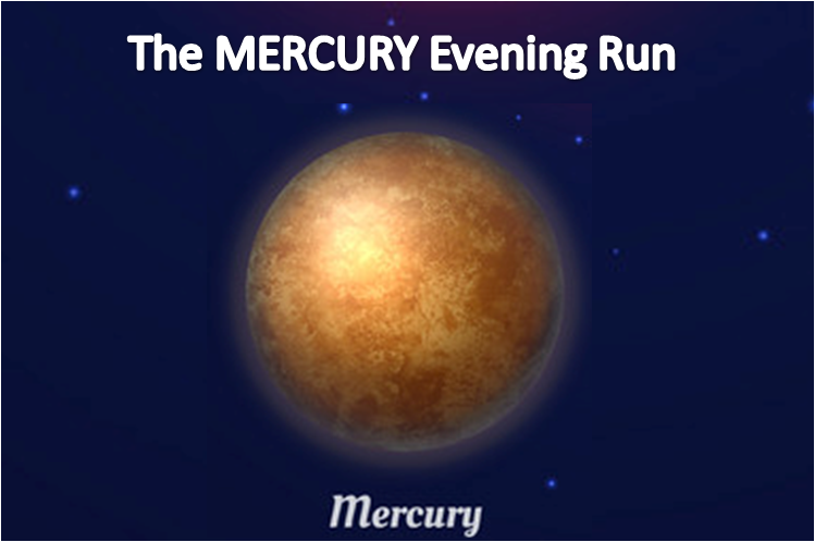 Phoenix Running Ltd, PHOENIX - The MERCURY Evening Run - 2021 - online entry by EventEntry