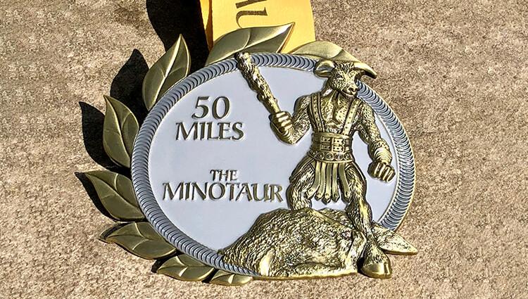 Phoenix Running Ltd, PHOENIX - Minotaur 50 Mile Ultra 2022 - online entry by EventEntry
