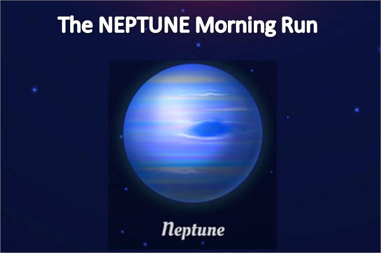 Phoenix Running Ltd, PHOENIX - The NEPTUNE Morning Run - 2021 - online entry by EventEntry