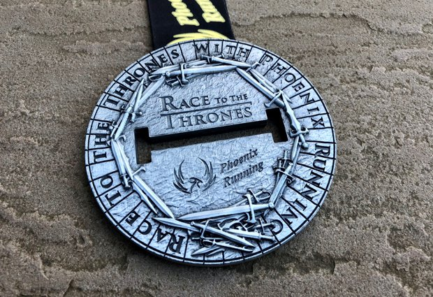 Phoenix Running Ltd, PHOENIX - VIRTUAL - Race to the Throne - Part 1 - online entry by EventEntry