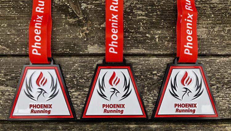 Phoenix Running Ltd, PHOENIX - Riverside Marathon & Half 2021 - online entry by EventEntry