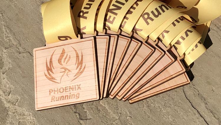 Phoenix Running Ltd, PHOENIX - VIRTUAL - Riverside Marathon & Half - online entry by EventEntry