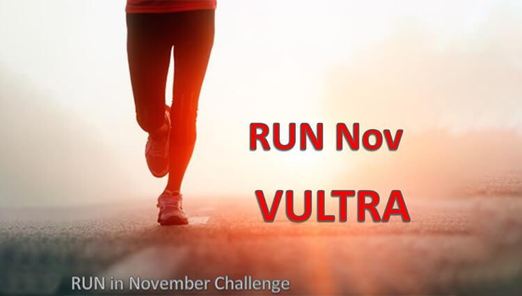 Phoenix Running Ltd, PHOENIX - VIRTUAL - RUN November VULTRA - online entry by EventEntry