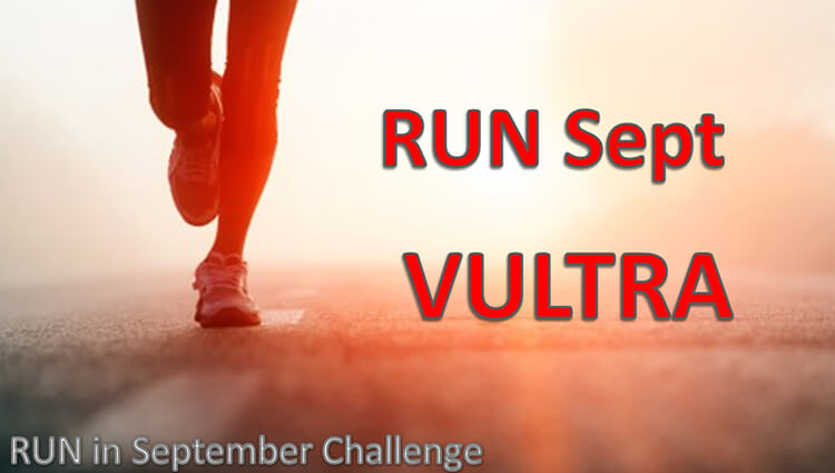Phoenix Running Ltd, PHOENIX - VIRTUAL - RUN September VULTRA - online entry by EventEntry