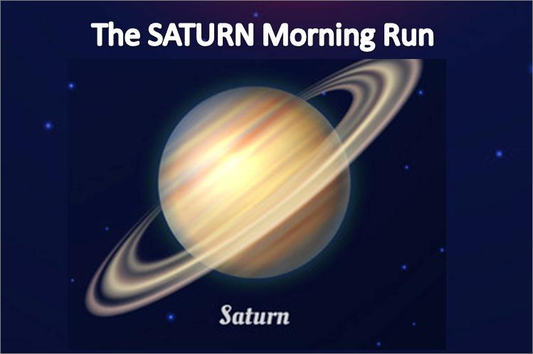 Phoenix Running Ltd, PHOENIX - The SATURN Morning Run - 2021 - online entry by EventEntry