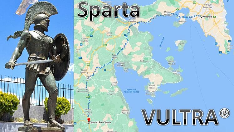 Phoenix Running Ltd, PHOENIX - VIRTUAL - Sparta VULTRA - online entry by EventEntry