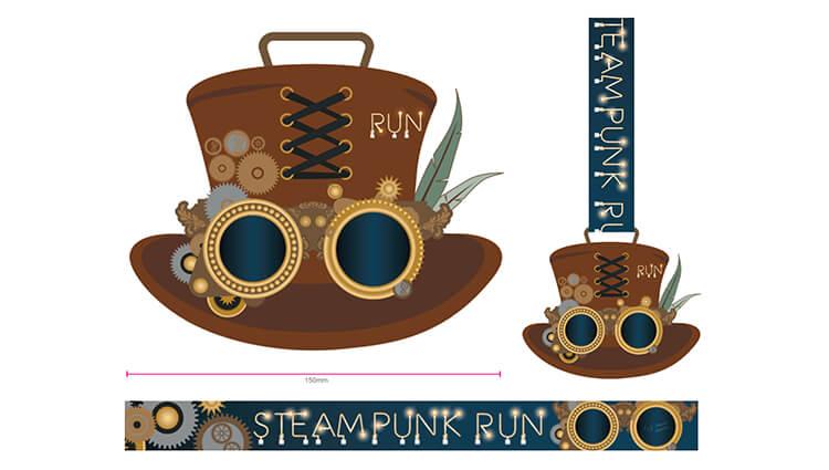 Phoenix Running Ltd, PHOENIX - Steampunk Run - online entry by EventEntry