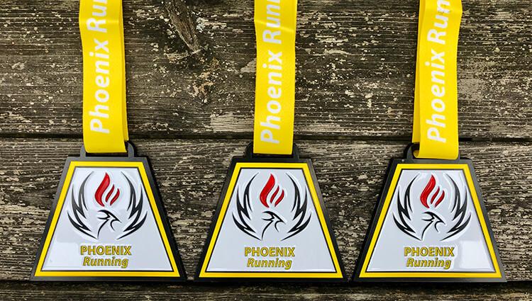Phoenix Running Ltd, PHOENIX - Summer Marathon & Half Marathon 2022 - online entry by EventEntry
