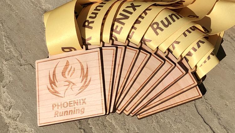 Phoenix Running Ltd, PHOENIX - VIRTUAL - Summer Marathon & Half Marathon - online entry by EventEntry